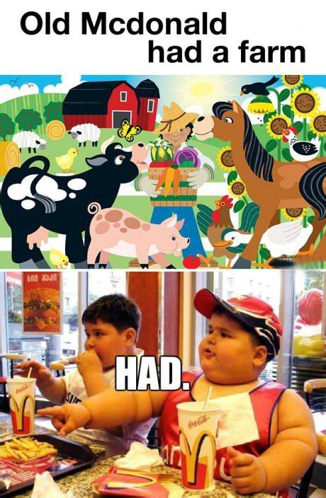 Old Macdonald Had A Farm Meme - old mcdonald had a farm funny pictures quotes pics