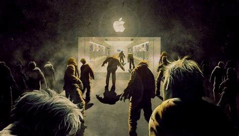 apple zombie wallpaper iphone 6 launch week will dwarf iphone 5s record know