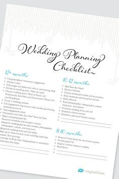 Magnetstreet Wedding Checklist by Pin By Astrology Prediction On Everything Wedding
