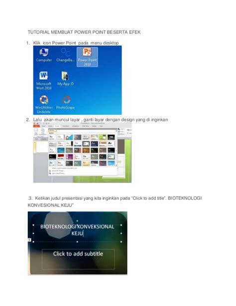 linkedin tutorial powerpoint tutorial membuat power point beserta efek
