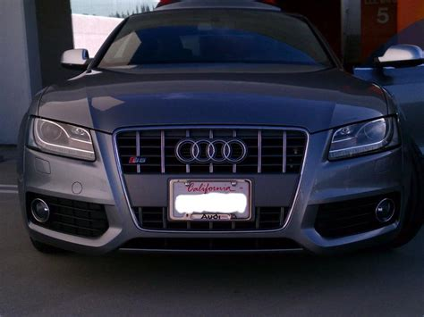 Audi Rs5 Grill by Rs5 Grill Installed Audiworld Forums