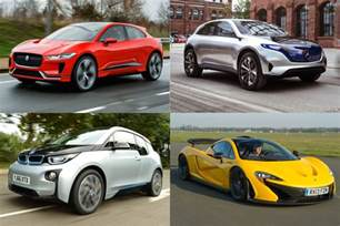 All Electric Cars For Sale Uk New Electric Cars A To Z Guide To All The Evs And