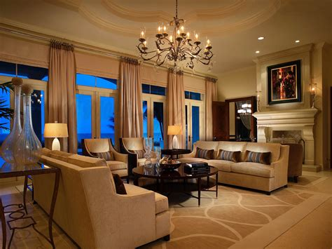 characteristics  traditional interior design style