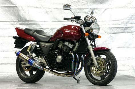 Honda CB400 NC31