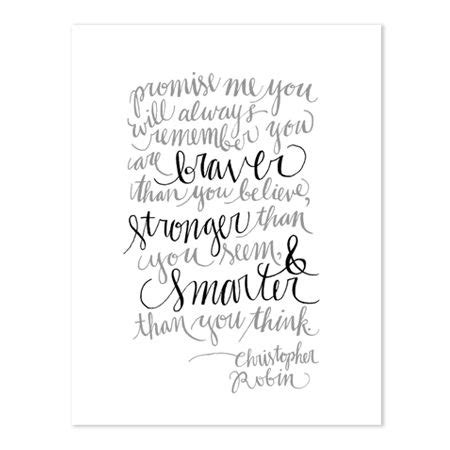 printable christopher robin quotes christopher robin quote free printable from molly jaques