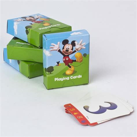 Disney Mickey Tissue Packs disney mickey mouse number cards pack of 4 only