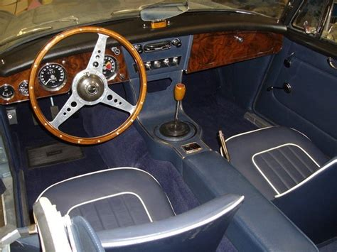 austin upholstery 17 best images about my 1965 austin healey 3000 mkiii on