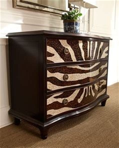 zebra bedroom furniture 1000 images about animal print furniture on pinterest zebra dresser zebras and dressers