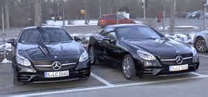 Mercedes Parking Mercedes E Class Press And Presentation Cars At A Parking
