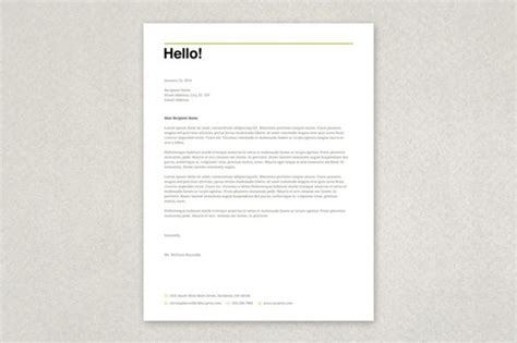 Free Letterhead Template 14 Free Word Pdf Format Download Free Premium Templates Free Letter Headed Paper Templates