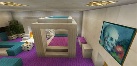 how to make bedroom in minecraft 81 how to make a canopy bed in minecraft best 25 minecraft home ideas on pinterest