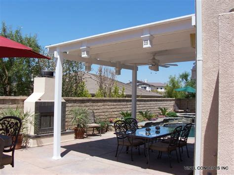 Patio Light Covers Patio Covers And Awnings Mission Light Patio Covers