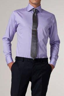 a pop of color on purple ties purple shirts