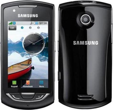 Jual Touchscreen Samsung Monte Gt S5620 samsung gt s5620 monte schwarz ohne simlock smartphone