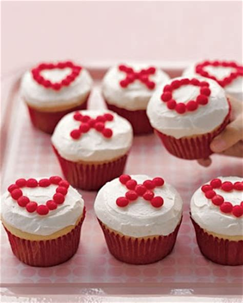 s day cupcake ideas simple s day cupcake decorating idea use