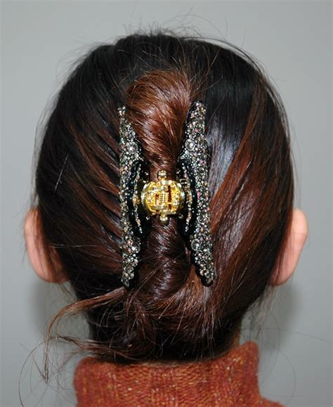 claw hair hairstyles hairstyles using claw clips hairstyle gallery