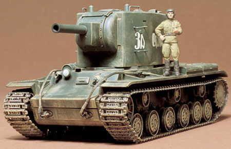 Tamiya 148 Russian Heavy Tank Kv 2 Gigant kv ii russian heavy tank tamiya 35063