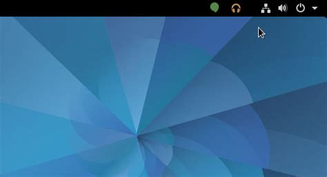 Gnome Top Bar by Move Status Icons To Your Gnome Top Bar Fedora Magazine