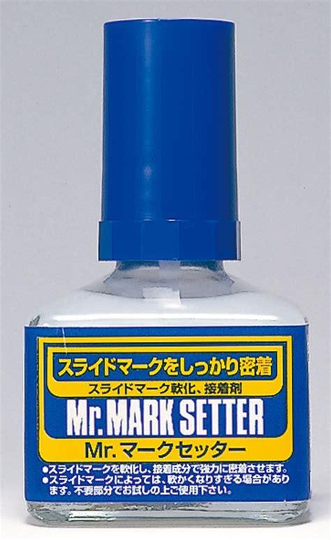 Mr Hobby Softer For Water Decal mr setter neo decal setter gsi ms 234 gunze sangyo mr hobby