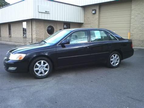 2001 Toyota Avalon Mpg 2001 Toyota Avalon 800 E 73rd Ave Unit 12 Denver Co