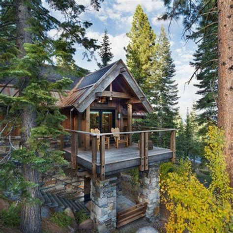 mountain cabin best 25 mountain homes ideas on