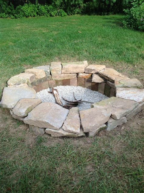 In Ground Firepit 17 Best Ideas About In Ground Pit On Backyards Outdoor Grill Area And Brick