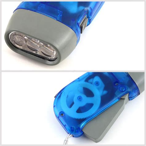 3 Led Dynamo Wind Up Flashlight Nr Torch Light Cing 3 led dynamo wind up flashlight nr torch light cing xy ebay