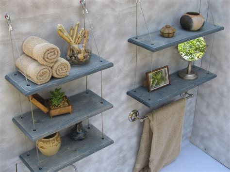 17 best ideas about floating shelves bathroom on pinterest bathroom shelves floating shelves industrial by