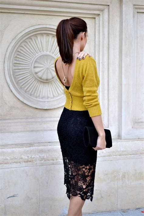 16 best images about navy lace skirt on lace