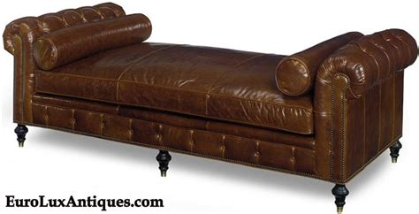 Leather Daybed Sofa Leather Sofa Daybed Letters From Eurolux