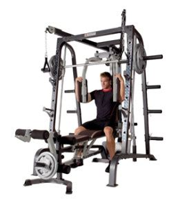 marcy elite smith machine review home now