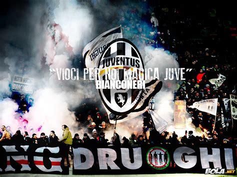 Kaos Bola Juve Drughi Bianconeri wallpaper juventus bola net