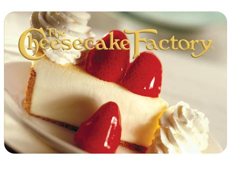 Buy Cheesecake Factory Gift Card - giftcard partners blog the cheesecake factory gift cards