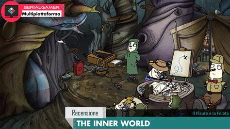 the inner world lösung the inner world il flauto e la folata recensione