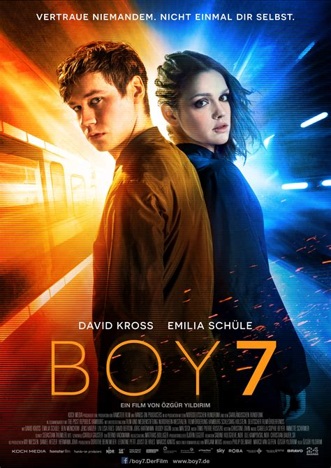 Boy 7 2015 Film Filmkritik 187 Boy 7 171 2015 Sf Fan De