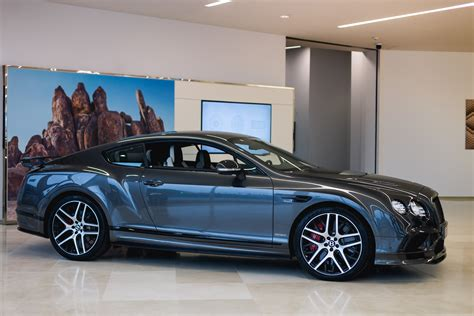 bentley continental length up with the 2018 continental supersports the