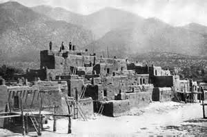pueblo indian homes pueblo indian dwellings
