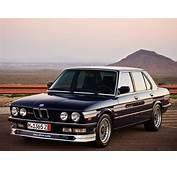 Alpina BMW B9 35 E28 1981 1987
