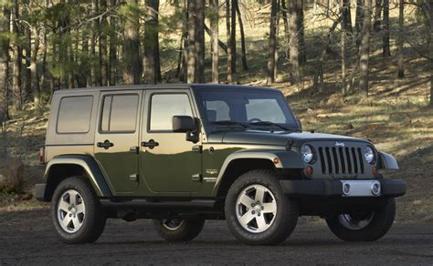 I My Jeep Jeep Wrangler Unlimited 2009 Cartype