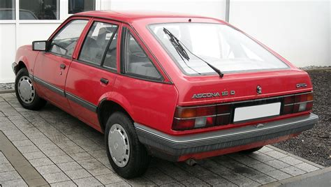opel ascona images for gt opel ascona c