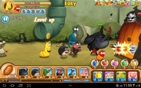 game mod apk larva heroes larva heroes lavengers 2014 mod apk data unlimited money