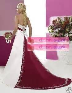 Burgundy wedding burgundy bridesmaid dresses and burgundy wedding