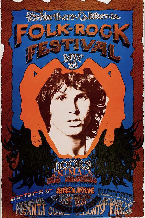 poster   northern california folk rock festival