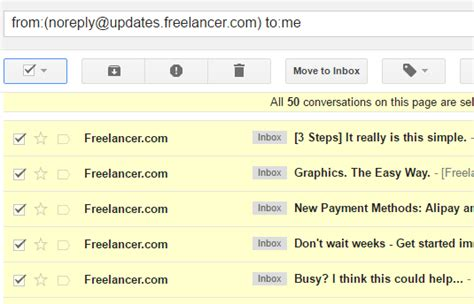 how to delete all emails from mail in how to delete all emails from specific sender in gmail