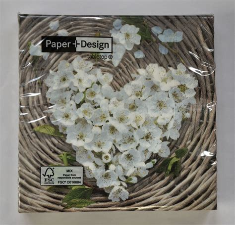 Decorative Papers For Crafting - 20 pck beautiful vintage decorative paper napkins