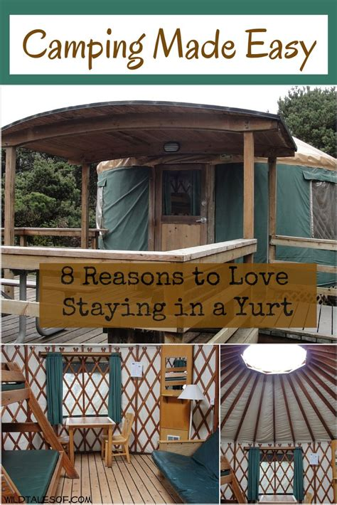 pin by nadja haldimann on yurt love pinterest cing made easy 8 reasons to love staying in a yurt