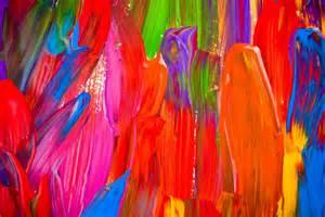 Wallpaper Or Paint Paint Acrylic Colors Texture Paint Smears Textures Hd