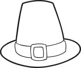 pilgrim hat template printable free printable pilgrim hat coloring page for