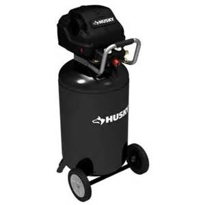 home depot air compressor husky husky 30 gal high performance electric air compressor