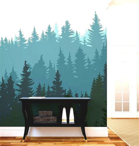 Hand Painted Wall Mural hand painted wall murals ideas home design homelk com